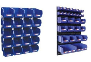Material PP Warehouse Storage Bins (PK013) pictures & photos