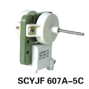 Shaded Pole Fan Motor for Refrigerator (SCYJF607A-5C) pictures & photos