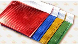 Color Decorative Metallic Bubble Envelopes