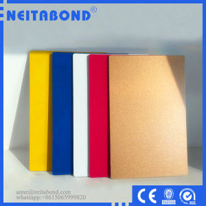 Neitabond Factory Price Unbreakable Acm Kynar500 PVDF 4mm ACP Aluminum Composite Panel for Facade Wall Cladding pictures & photos