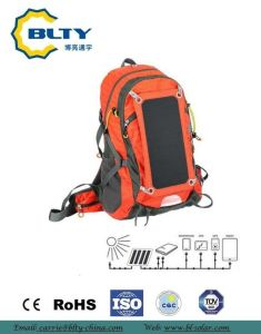 2017 Camping Solar Backpack Solar Power Energy pictures & photos