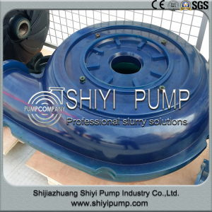 Long Service Life High Abrasion Volute Liner Slurry Pump pictures & photos