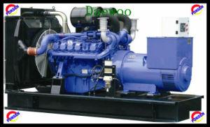 Daewoo Generator