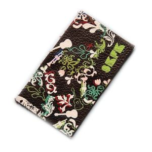 Leather Patch with Colorful Printing