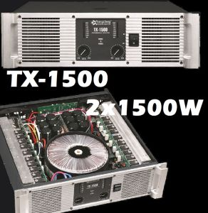 2x1500W Power Amplifiers (TX-1500)