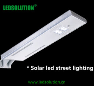 15W All in One Outdoor LED Solar Street Lighting pictures & photos