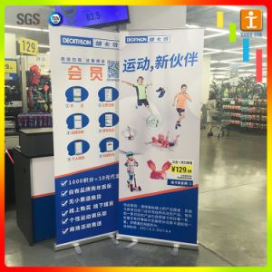 Aluminum Exhibition Display Stand China Pull-up Banner pictures & photos