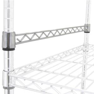 Hanger Rail Wire Shelving Accessory pictures & photos
