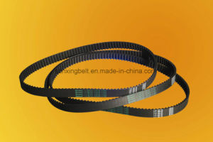 HNBR Timing Belt for Santana Car Engine pictures & photos