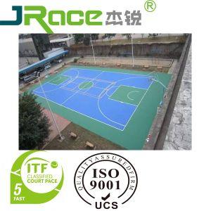 Professional Sport Court Badminton Courts Flooring pictures & photos