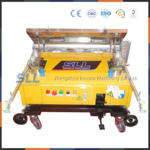 Color as Your Need Automatic Render Plaster Machine for Sale pictures & photos