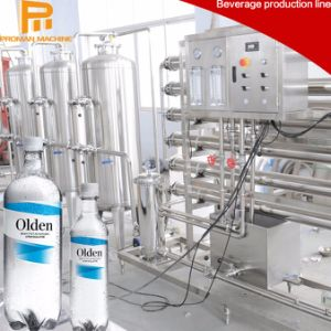 Automatic Sachet and Bottle Water Production and Packaging Machine pictures & photos