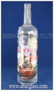 Vodka Glass Bottle (750ml/1000ml) pictures & photos