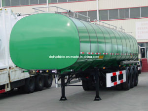 40CBM Carbon Steel Tanker Trailer with Three Axles