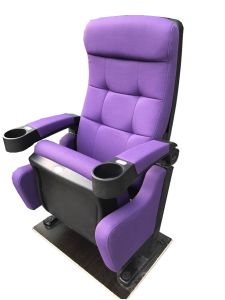 China Cinema Chair Commercial Auditorium Seating Cheap Theater Chair (SD22H) pictures & photos