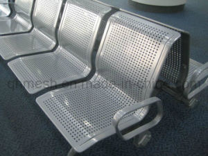 Perforated Metal for Waiting Chair with Round Specification