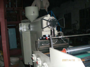 PE Cast Film Stretch Film Extruder (SJ series) pictures & photos