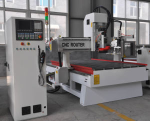 Wood CNC Router Engraving Machine with Auto Tool Changer pictures & photos
