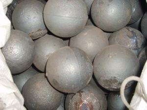 Dia120mm Low Chrome Casting Ball pictures & photos