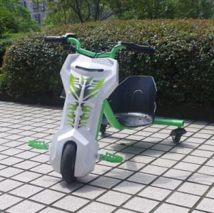 New Power Rider 360 Electric Tricycle Scooter Trike Kid′s Bike Ride on pictures & photos