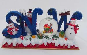 Resin Christmas Decoration (SFR0420)