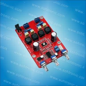 Tpa3116D Band Tone Power Amplifier Board pictures & photos