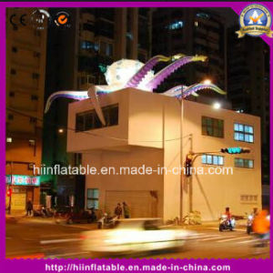 Best Selling Inflatable Decoration Octopus Fro Decor Event pictures & photos
