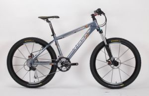 Carbon Fiber/Aluminum Alloy Mountain Bike