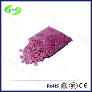 High Quality ESD Antistatic Latex Pink Finger Cot of Clean Without Powder pictures & photos