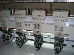 New 906 Embroidery Machine Cap and T-Shirt Making Machine pictures & photos