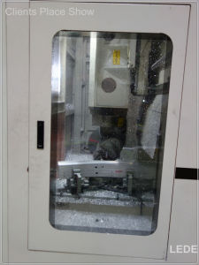 Vertical Machine Center with 5 Axis for Aluminium Profile Drill and Cut pictures & photos