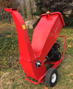 Red Chipper Body Orchard Wood Chipper Shredder pictures & photos