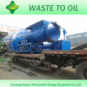 Tyer Making Machine Carbon Oil (HY-10)