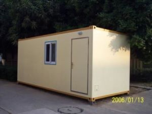 Prefabricated Container House/Modular House pictures & photos