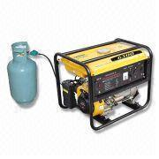 5kw Rated Power LPG Gasoline Generator (WH6500E-X/LPG) pictures & photos