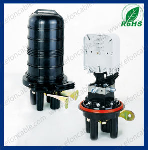 Mechanical Seal Optical Fiber Closure up Tp 48 Core pictures & photos