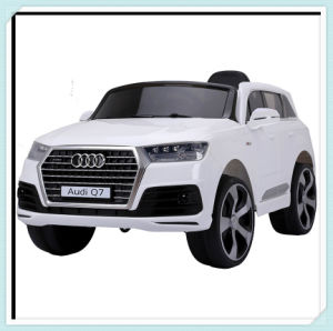Authorized Audi Q7 Licence Battery Car pictures & photos