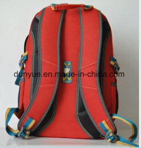 China Supplier 18.5 Inch Durable Nylon Notebook Backpack Bag, OEM Multi-Functional Travel Young Style Laptop Backpack for 15.6-17 Inch Laptop pictures & photos