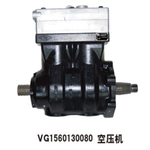 HOWO Auto Spare Parts Air Compressor/Vg1560130080