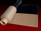 Industrial Teflon Cloth, PTFE Coated Fiberglass Fabric, Fiberglass Teflon Fabric pictures & photos