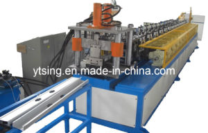 Yd-0231 PLC Automatic Control Cabinet Stud Roll Forming Machine with 17 Stations