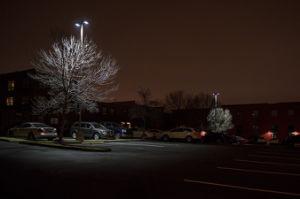 LED Parking Lot Street Light pictures & photos
