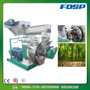 SGS Good Stability Peanut Shell Fuel Pellet Making Machine pictures & photos