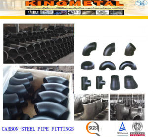 Carbon Steel Pipe Fitting as Per En10253/P265gh/A234 Wpb pictures & photos