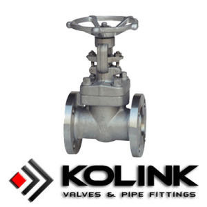 Forged Steel Gate Valve, Flanged End