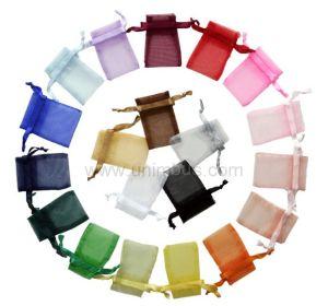 Sheer Organza Pouch (UPO01) ,Sheer Organza Pouch, Printed Pouch, Satin Bag,Metallic Bag, Velvet Bag, Mesh Bag