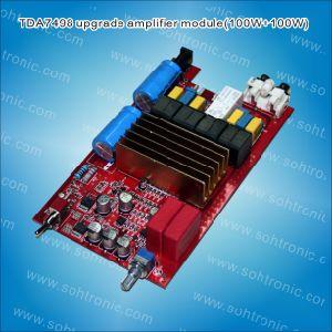 Tda7498+A1 Upgrade Amplifier Module pictures & photos