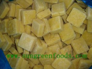High Quality Frozen Crushed Ginger