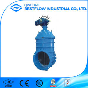 Awwa C509 Cast Iron Flanged Gate Valve pictures & photos
