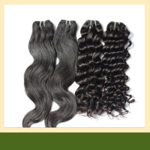 Wavy Brazilian Hair Extensions Virgin Brazilian Human Hair